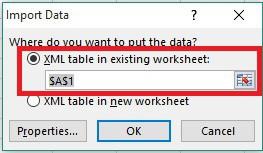 Importar XML a Excel - 7