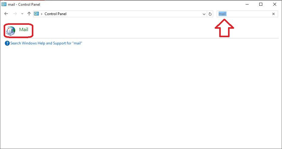 Restablecer respaldo de Outlook (pst) - 1
