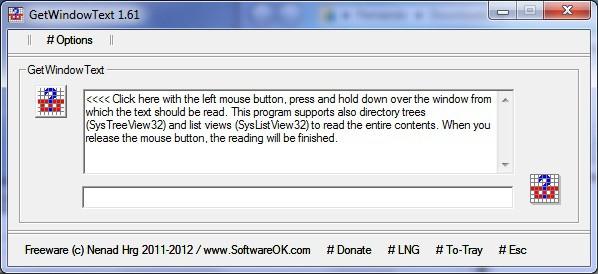 Copiar cualquier texto de ventanas y cuadros de dialogo de error o  alerta con GetWindowsText