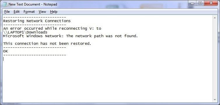 Copiar texto de una ventana de error o alerta fácilmente en Windows sin programas