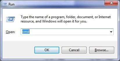 Eliminar el contenido del portapapeles en Windows 10 - Run CMD
