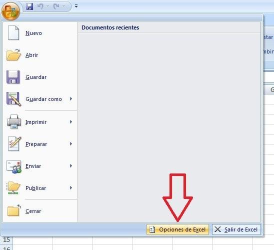Excel - Se produjo un problema al enviar el comando al programa [Solucionado] 3