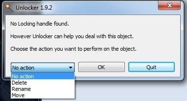 Funcionamiento Unlocker 1 9 2 2