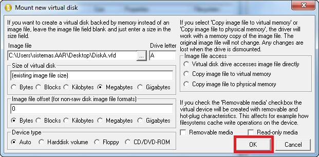 Floppy Virtual 19