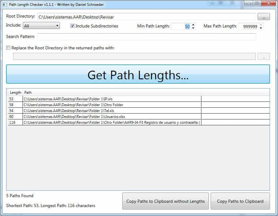 Obtener listado con la longitud de las rutas y nombres de archivos en Windows - 2014 09 30 134847 1