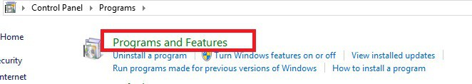 Desinstalar, revertir actualización de Windows 7, 8 y 10 2