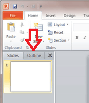 MS PowerPoint 2010