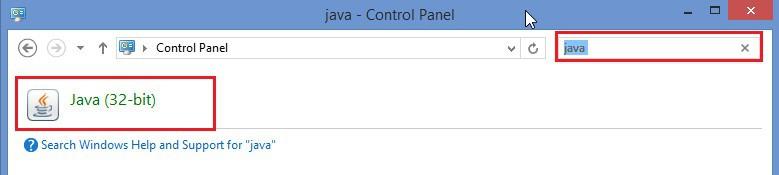 Buscamos Java 1