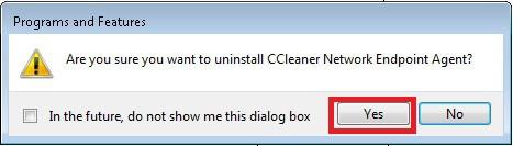 Confirmation 1 - Windows 7