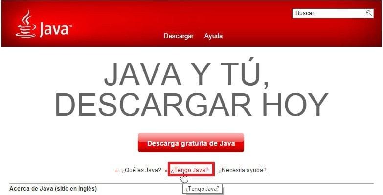 Tengo Java 1