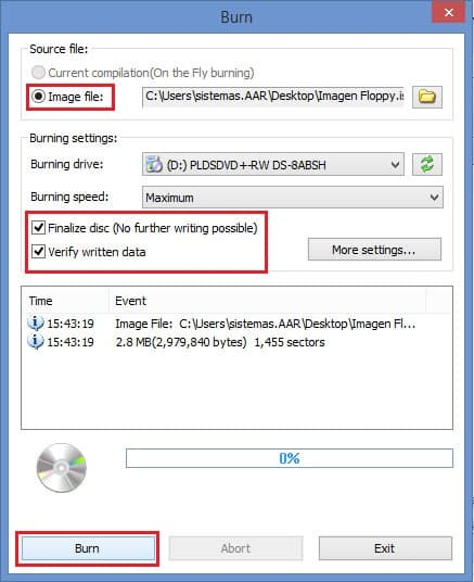 PowerISO Burn 2