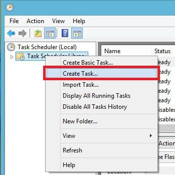 FreeFileSync - Crear respaldo de archivos - Crear nueva tarea