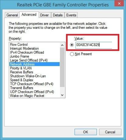 network-address-forzar-cambio-de-direccion-ip