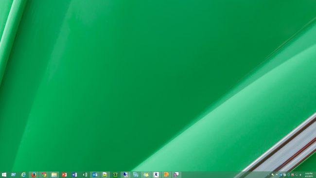 Muestra de vista de Windows 8