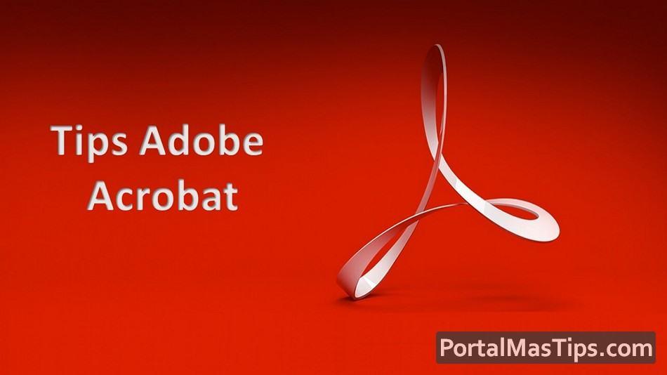 Adobe Acrobat X - Cambiar opción de impresión predeterminada
