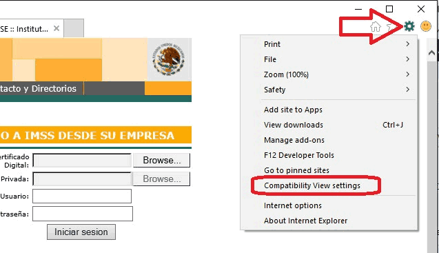 configuracion-internet-explorer-idse-compatibility-view-settings