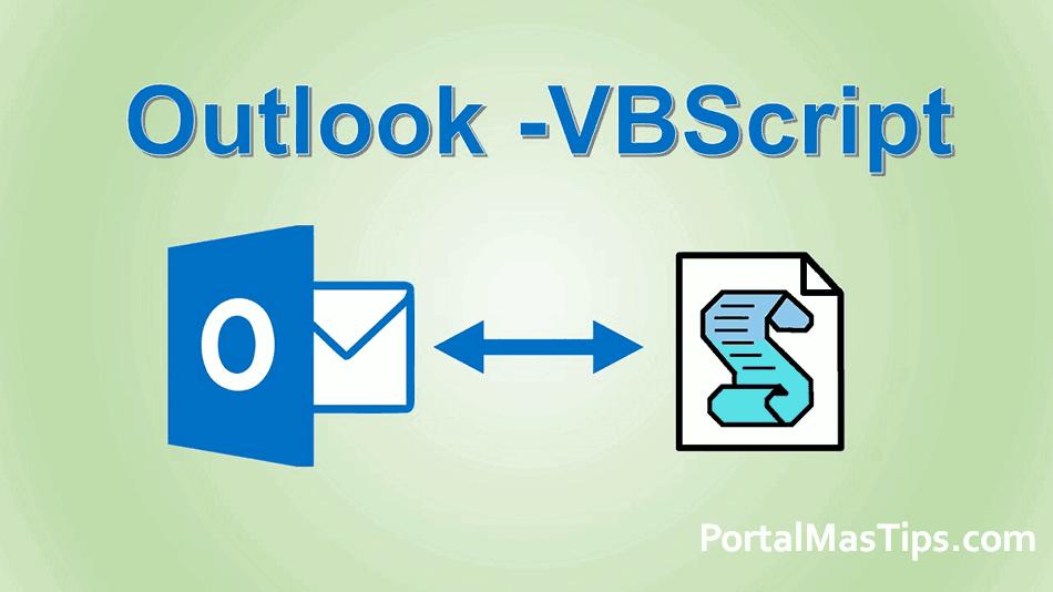 VBScript - Guardar Correos Seleccionados en un Archivo TXT Outlook 14