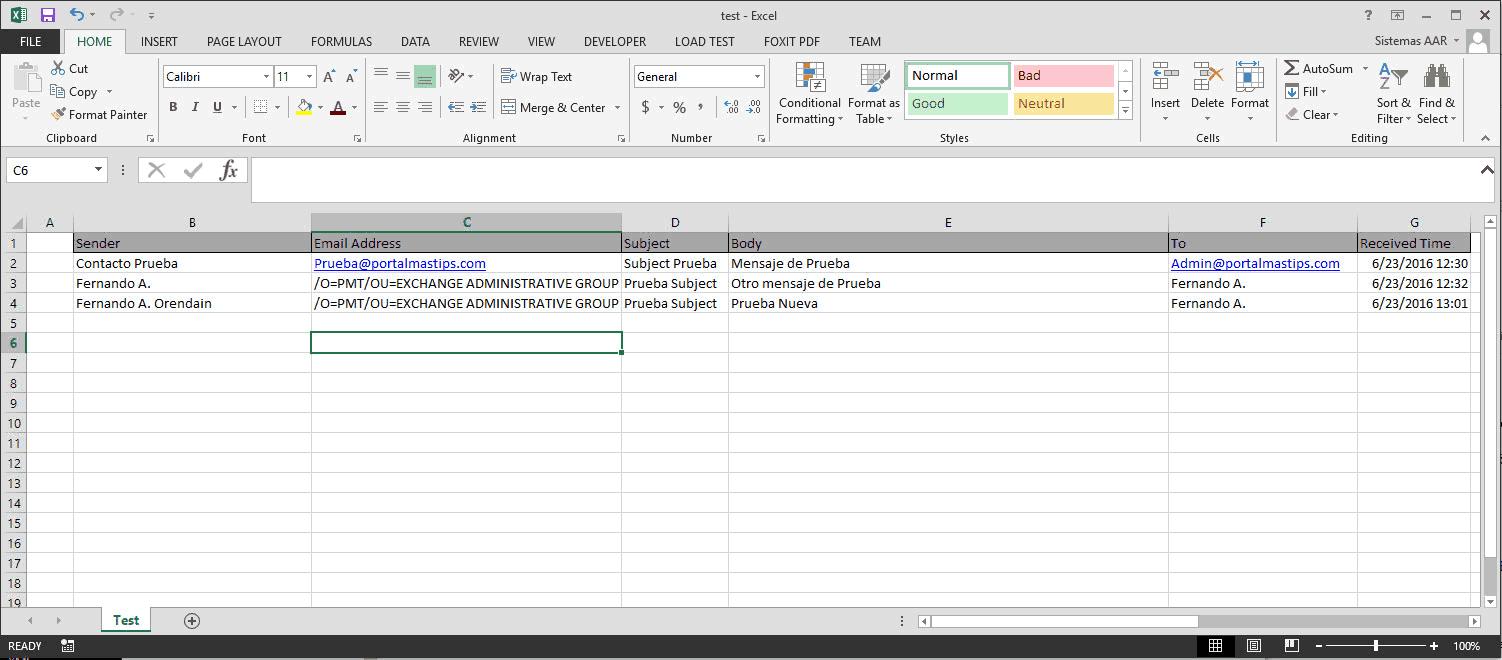exportar-informacion-de-correos-outlook-a-excel-documento
