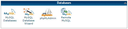 hostgator-cpanel-databases
