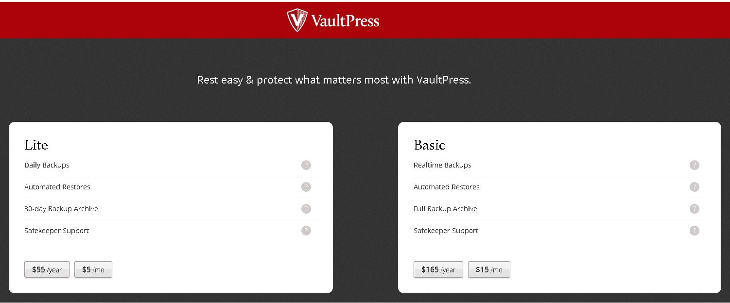 vaultpress-info