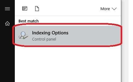 Windows 10 - El explorador de archivos carga lento los archivos de la carpeta 8