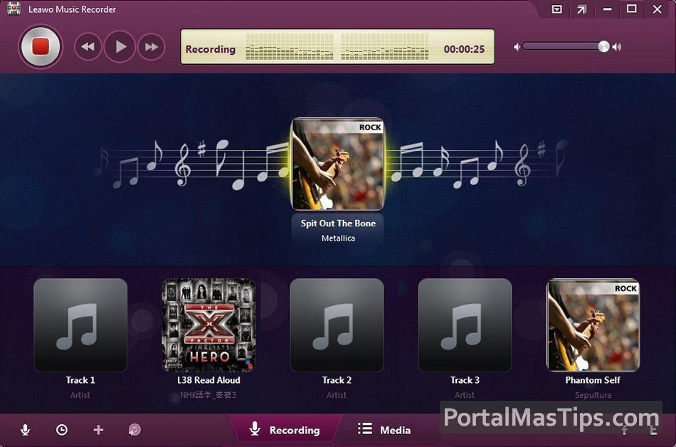 Logo laewo music recorder pmt