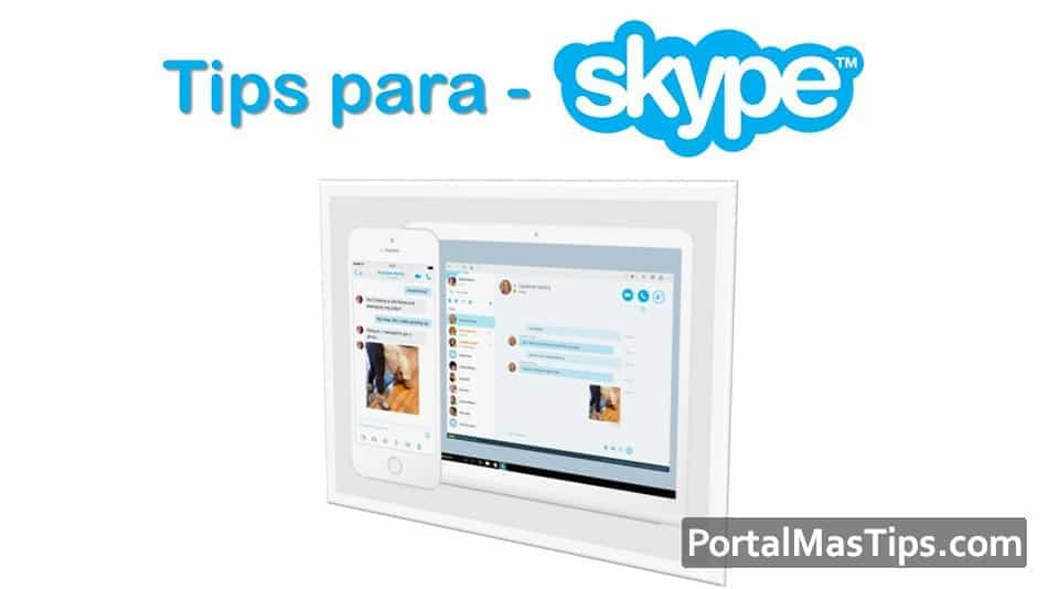 Logo tips skype