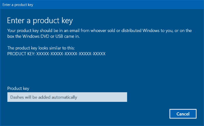 cambiar de windows 10 home a pro