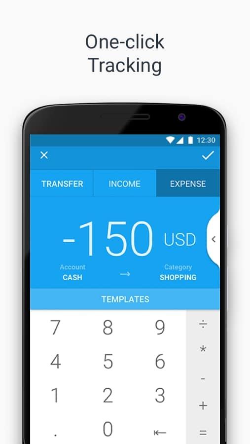 Wallet - Agregar movimiento