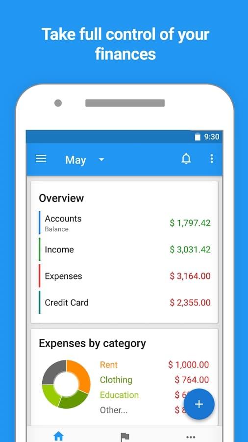 Mobills: Budget Planner - Resumen general