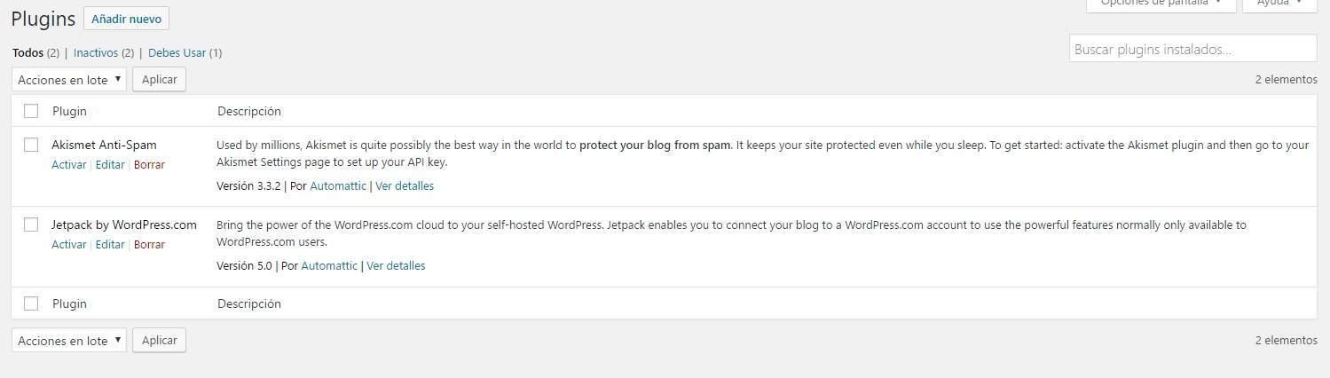 Instalar Wordpress en Hostgator Cloud Hosting paso a paso 14