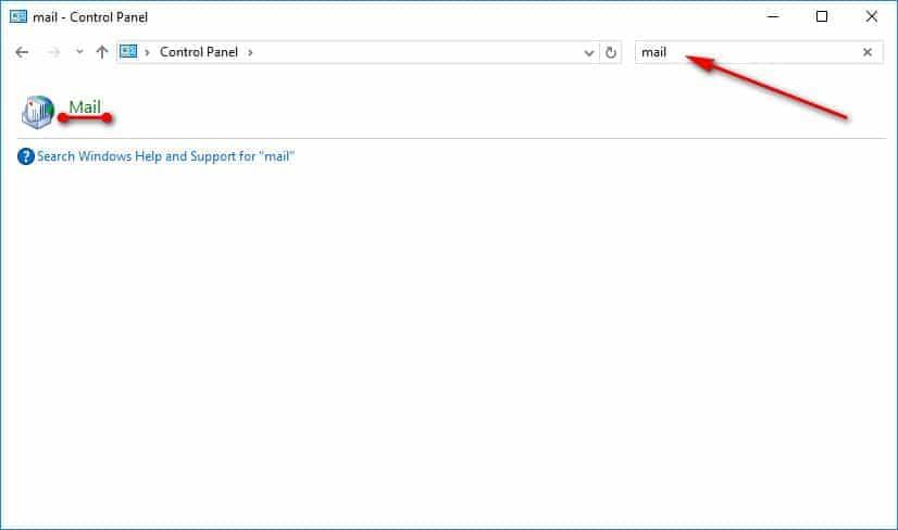 1 Deshabilitar Modo De Intercambio Cache En Outlook Abrir Configuracion Correo