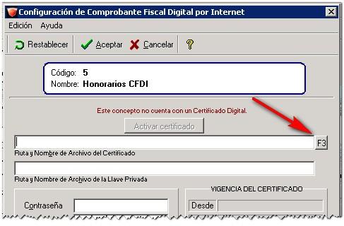 7 Actualizar Certificado Vencido En AdminPAQ Configurar Nuevo Certificado