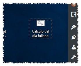 Ejemplo De Archivo Bat Calculo Del Dia Juliano