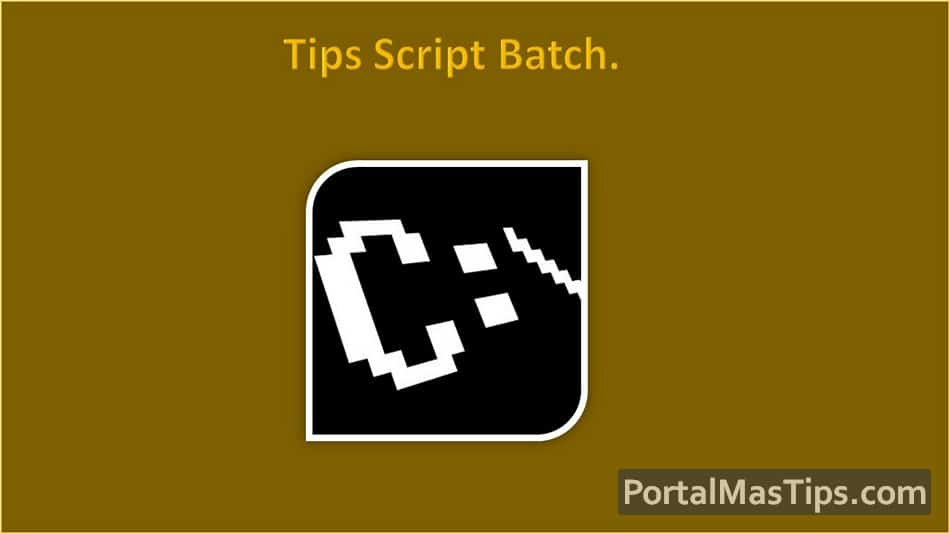 Logo Script Batch