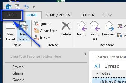 1 Configurar Correo Gmail En Outlook Archivo