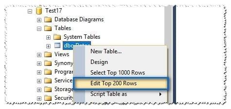 1 Copiar De Excel Y Pegar En SQL Abrir Editor SQL