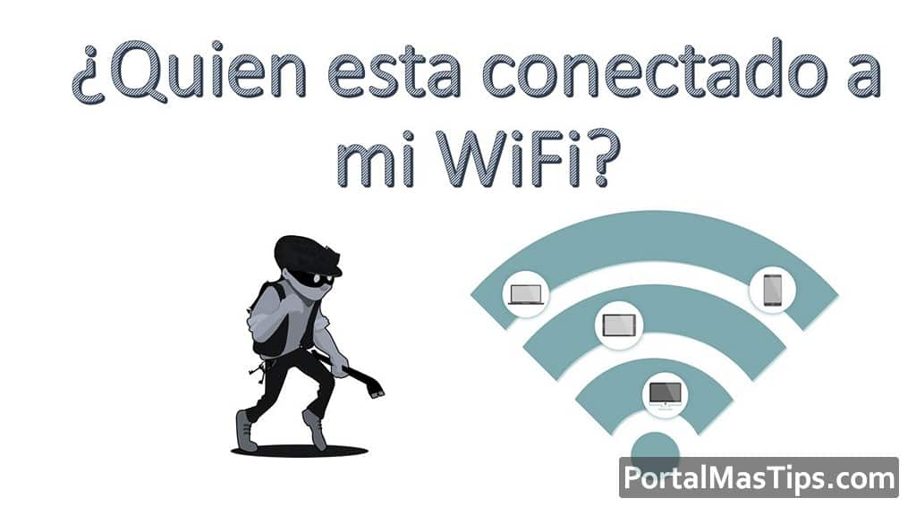 Logo Quien Esta Conectado A Mi WiFi