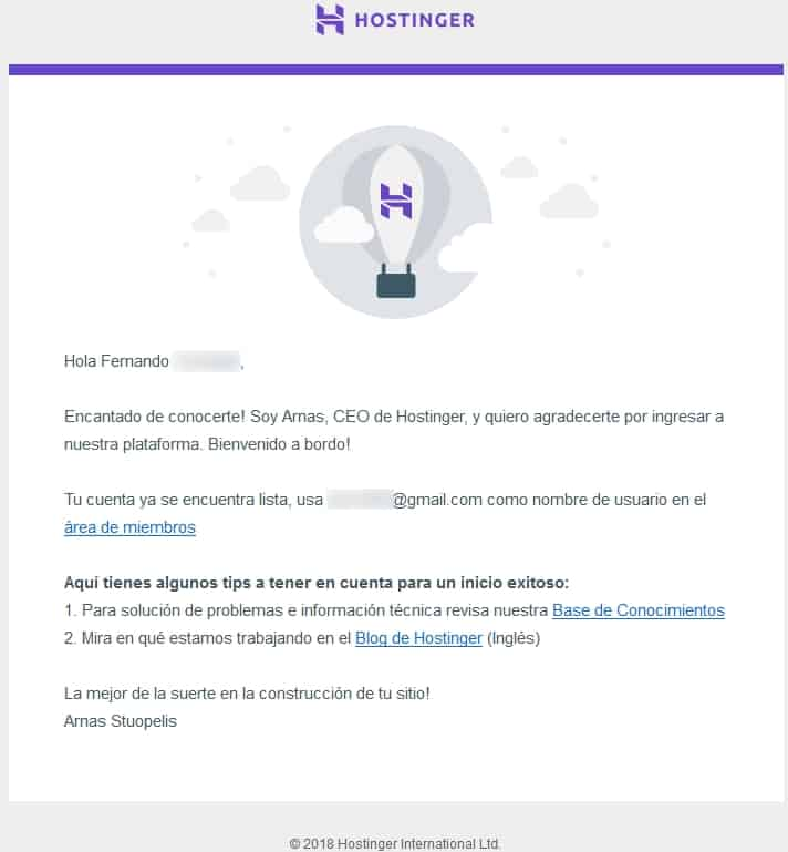 Hostinger - Reseña Plan Premium - Mejor Hosting Económico en Español 4