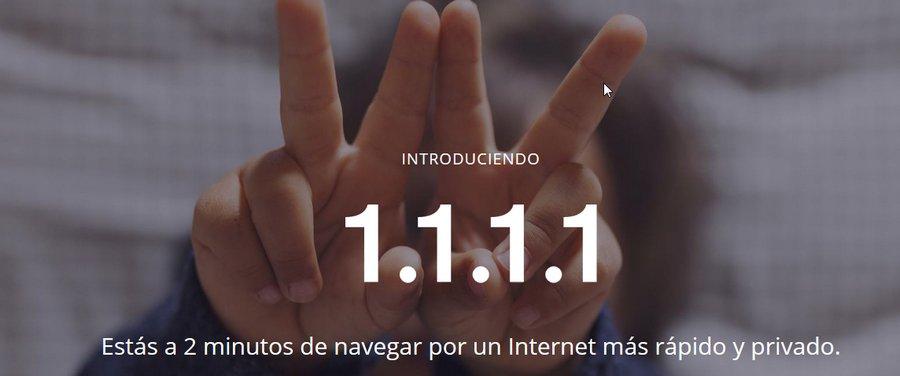 Navega en Internet rápido, seguro y en privado con el DNS de Cloudflare 4