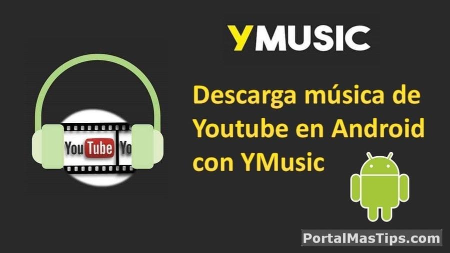 Descarga música de Youtube en Android con YMusic 12