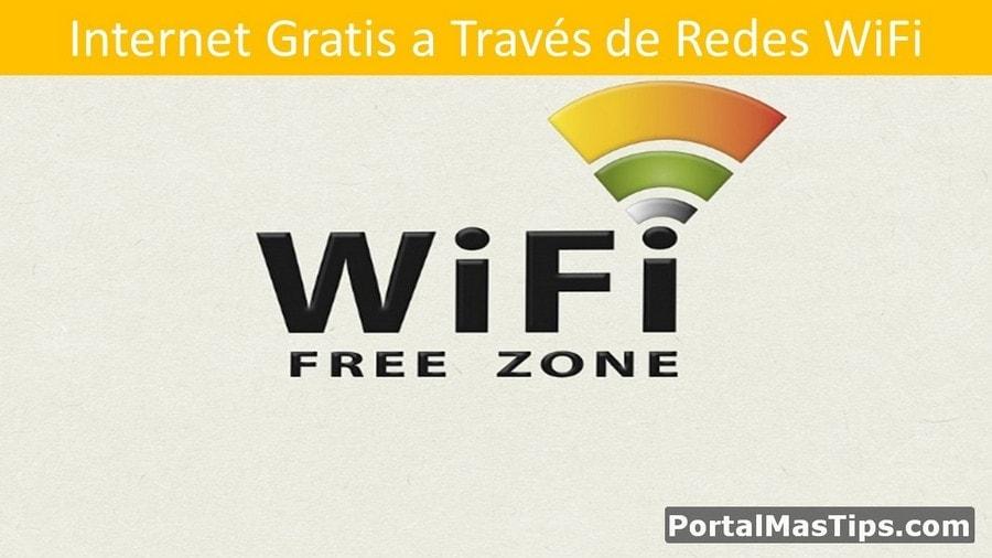 Como Conseguir Internet Gratis a Través de Redes WiFi de Forma Legal 2