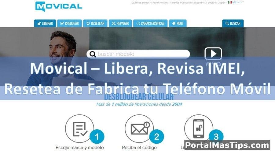 Movical - Libera, Elimina cuenta de Google de celular y mucho mas. 1