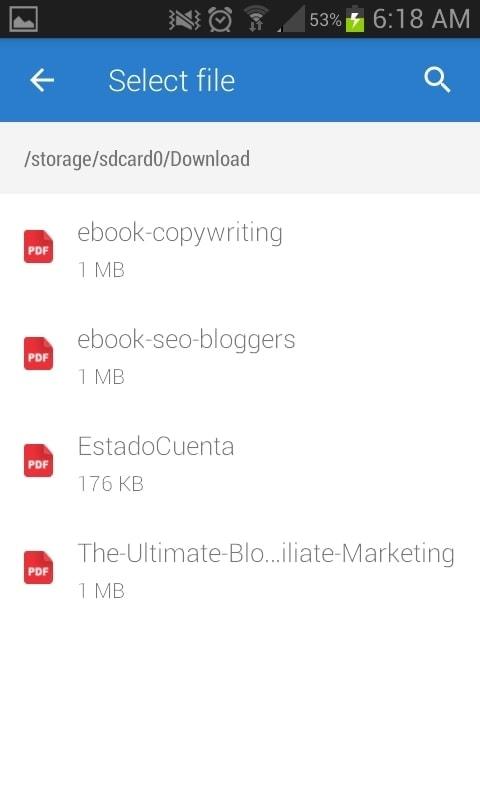 PDF to Word Converter - Seleccionar archivo