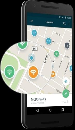 WiFi Finder de Avast