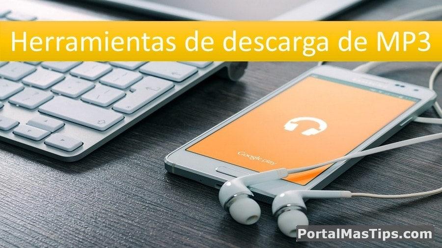 5 excelentes herramientas de descarga de MP3 para obtener música gratis + 2018 5