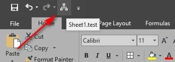 Acceso directo para ejecutar el Script de Excel