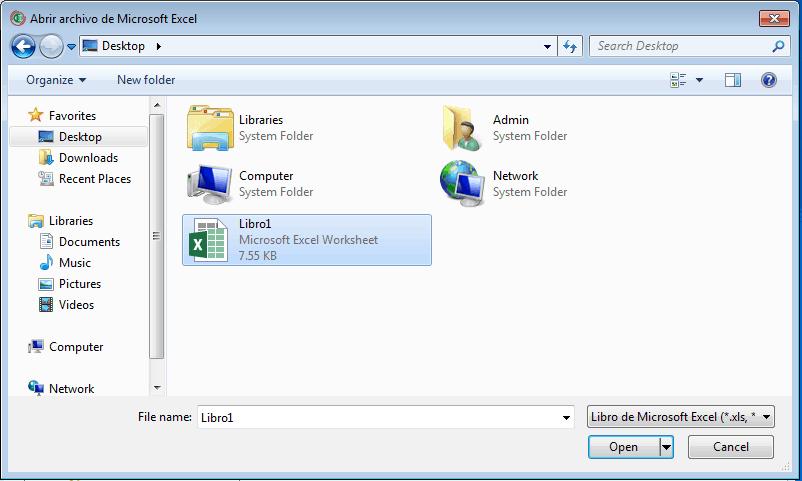 Herramienta de restauración de Microsoft Excel 7