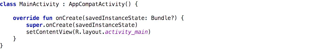 Cómo configurar un proyecto de Kotlin en Android Studio 8