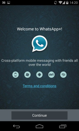 Whatsapp plus o whatsapp+ ventajas beneficios